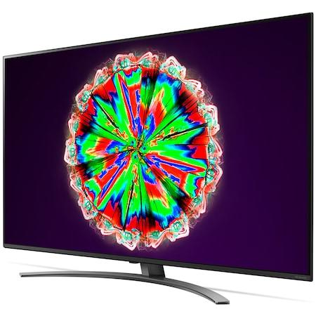 Televizor LG 55NANO813NA, 139 cm, Smart, 4K Ultra HD, LED, Clasa A 3