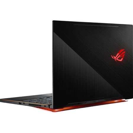 "Laptop Gaming ASUS ROG New ZEPHYRUS M GM501GS-EI003R cu procesor Intel® Core™ i7-8750H pana la 4.10 GHz, Coffee Lake, 15.6"", Full HD, IPS, 144Hz, 16GB, 1TB + 256GB SSD, NVIDIA GeForce GTX 1070 8GB, Microsoft Windows 10 Pro, Black 4"