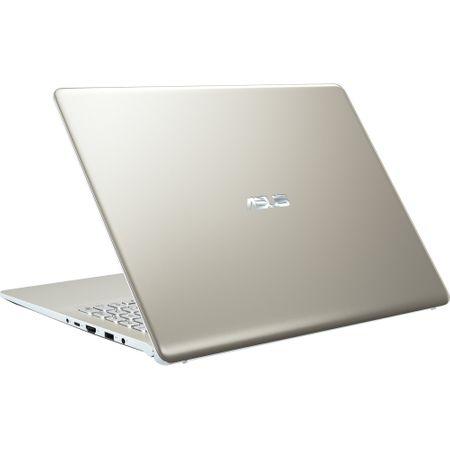 "Laptop ASUS VivoBook S15 S530UA-BQ057 cu procesor Intel® Core™ i5-8250U pana la 3.40 GHz, Kaby Lake R, 15.6"", Full HD, 8GB, 256GB SSD, Intel® UHD Graphics 620, Free DOS, Gold 3"