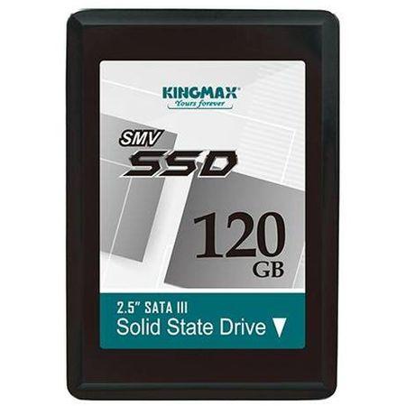"Solid State Drive (SSD) Kingmax, SMV32 120GB, tip 2.5"", SATA 3 0"