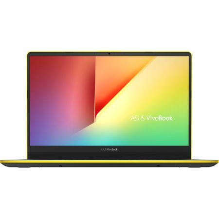 "Laptop ultraportabil ASUS VivoBook S14 S430FA-EB063T cu procesor Intel® Core™ i5-8265U pana la 3.90 GHz, Whiskey Lake, 14"", Full HD, 8GB, 256GB SSD, Intel® UHD Graphics 620, Microsoft Windows 10, Silver Yellow 1"