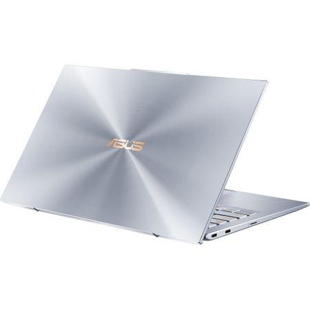 """Laptop ultraportabil ASUS UX392FA-AB002R cu procesor Intel® Core™ i7-8565U pana la 4.6 Ghz, 13.9"""", Full HD, 16GB, 512GB SSD M.2, Intel UHD Graphics 620, Windows 10 Pro, Utopia Blue 11"""