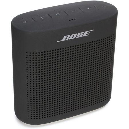 Boxa Bluetooth Bose SoundLink Color II, Soft Black, 752195-0100 2