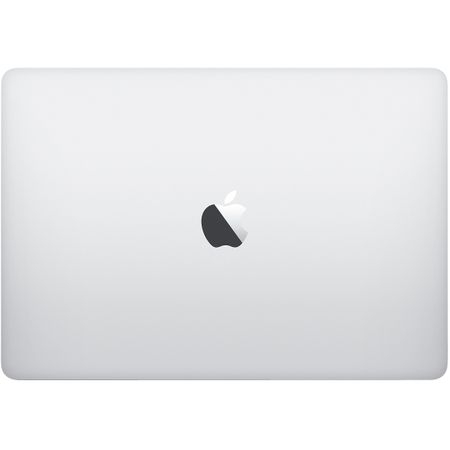 Laptop Apple MacBook Pro 13 (mr9v2ze/a), ecran Retina, Touch Bar, procesor Intel® Core™ i5 2.30 GHz, 8GB, 512GB SSD, Intel Iris Plus Graphics 655, macOS High Sierra, INT KB, Silver 2