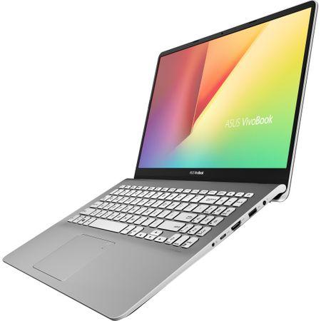 "Lapto ASUS VivoBook S15 S530UA-BQ211 cu procesor Intel® Core™ i7-8550U pana la 4.00 GHz, Kaby Lake R, 15.6"", Full HD, 8GB, 256GB SSD, Intel® UHD Graphics 620, Free DOS, Gun Metal 7"