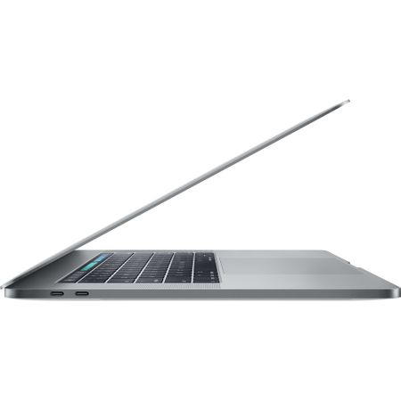 Laptop Apple MacBook Pro 15 (mv922ro/a) ecran Retina, Touch Bar, procesor Intel® Core™ i7 2.60 GHz, 16GB, 256GB SSD, Radeon Pro 555X W 4GB, macOS Mojave, ROM KB, Silver 2