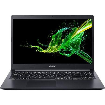 """Laptop Acer Aspire A315-53G-50L8 cu procesor Intel® Core™ i5-8250U pana la 3.40 GHz, Kaby Lake R, 15.6"""", Full HD, 8GB, 256GB SSD, NVIDIA GeForce MX130 2GB, Linux, Obsidian Black (NX.H1AEX.011) 0"""
