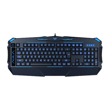 Tastatura Gaming Aula Dragon Deep, Negru / Albastru (ACM6948391231167) 0