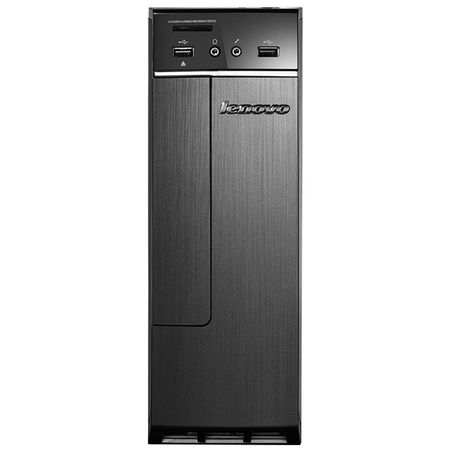 Resigilat - Sistem Desktop PC Lenovo IdeaCentre 300S-11IBR cu procesor Intel® Celeron® Quad Core™ J3160 1.60GHz, Braswell™, 4GB, 1TB, DVD-ROM, Intel® HD Graphics, Free DOS, Mouse + Tastatura, Negru 1