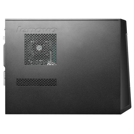 Resigilat - Sistem Desktop PC Lenovo IdeaCentre 300S-11IBR cu procesor Intel® Celeron® Quad Core™ J3160 1.60GHz, Braswell™, 4GB, 1TB, DVD-ROM, Intel® HD Graphics, Free DOS, Mouse + Tastatura, Negru 2