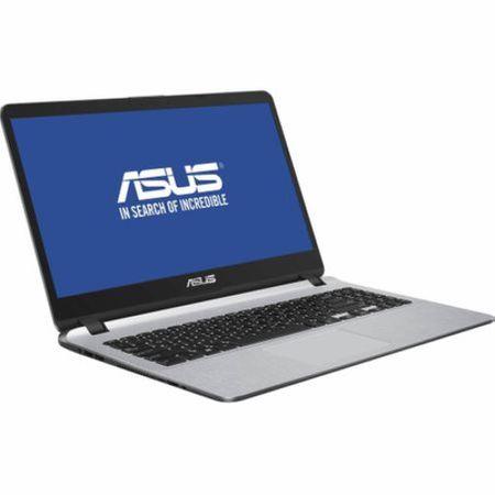 """Laptop ASUS X509FA-EJ078 cu procesor Intel® Core™ i5-8265U pana la 3.9 GHz, 15.6"""", Full HD, 8GB, 512 GB SSD M.2, fara unitate DVD, fara port retea RJ-45, Intel UHD Graphics 620, Endless OS, culoare Gri 1"""