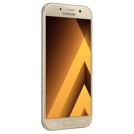 Telefon mobil Samsung Galaxy A5 (2017), 32GB, 4G, Gold (SM-A520FZDAROM) 3