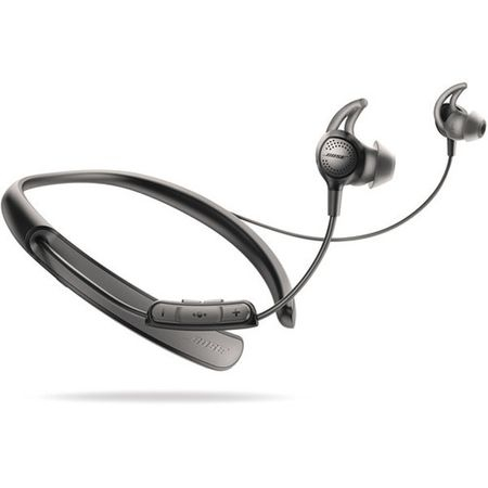 Casti in-ear BOSE QuietControl 30 cu microfon (quietcontrol30-bk), Wireless, Noise Canceling, Negre 0