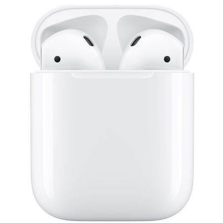 Casti Apple AirPods 2, White (mv7n2zm/a) 3