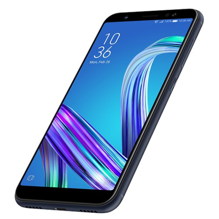 Telefon mobil Asus Zenfone Max M1 ZB555KL, Dual SIM, 32GB, 4G, Deepsea Black 1