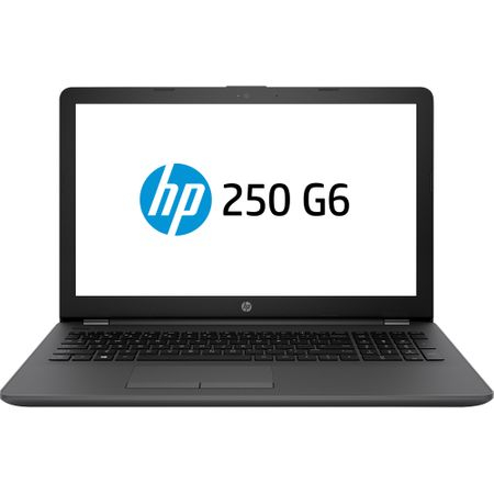 "Laptop HP 250 G6 5PP09EA cu procesor Intel® Core™ i3-7020U 2.30 GHz, Kaby Lake, 15.6"", Full HD, 4GB, 1TB, AMD Radeon 520 2GB, Free DOS, Dark Ash Silver 0"