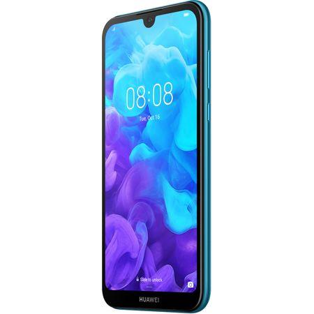 Telefon mobil Huawei Y5 2019, Dual SIM, 16GB, 4G, Blue (51093SGV) 2