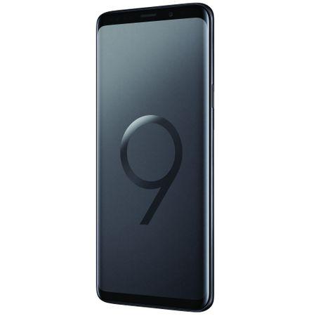 Telefon mobil Samsung Galaxy S9 Plus, Dual SIM, 64GB, 6GB RAM, 4G, Black 4