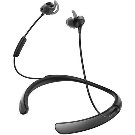 Casti in-ear BOSE QuietControl 30 cu microfon (quietcontrol30-bk), Wireless, Noise Canceling, Negre 1