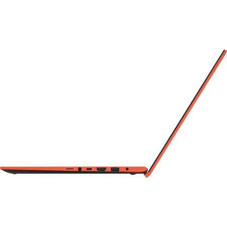 "Laptop ASUS X512FA-EJ925 cu procesor Intel® Core™ i3-8145U pana la 3.9 GHz, 15.6"", Full HD, 4GB, 256GB SSD M.2, Intel UHD Graphics 620, Free DOS, Coral Crush 8"
