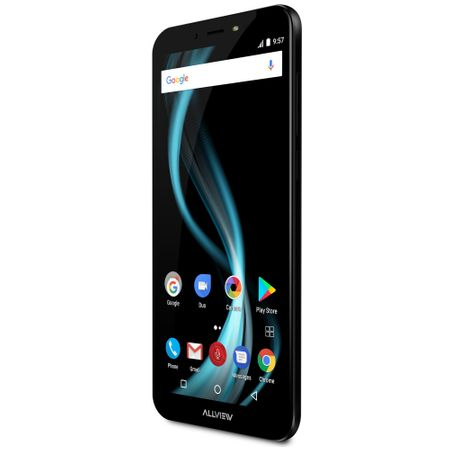 Telefon mobil Allview X4 Soul Infinity L, Dual SIM, 16GB, 4G, Night Sky (X4SOUL INFnsL)