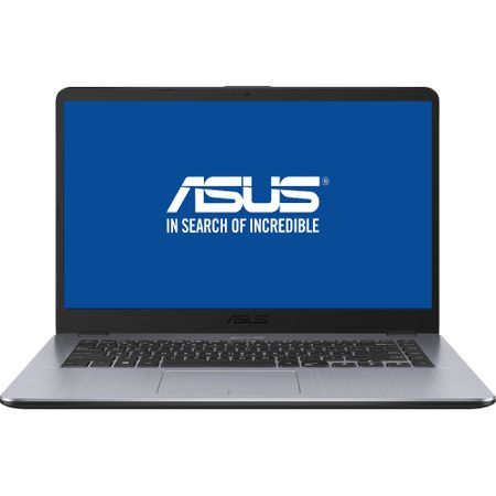 "Laptop ASUS A505ZA-EJ667 cu procesor AMD Ryzen™ 5 2500U pana la 3.60 GHz, 15.6"", Full HD, 4GB, 1TB, Radeon™ Vega 8 Graphics, Endless OS, Dark Grey 0"