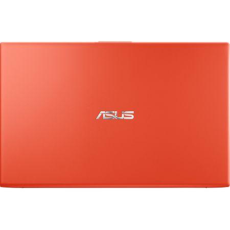 "Laptop ASUS X512FA-EJ925 cu procesor Intel® Core™ i3-8145U pana la 3.9 GHz, 15.6"", Full HD, 4GB, 256GB SSD M.2, Intel UHD Graphics 620, Free DOS, Coral Crush 9"