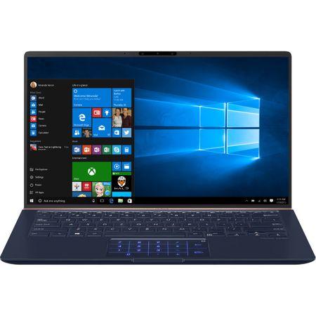 "Laptop ultraportabil ASUS ZenBook 14 UX433FA-A5046R cu procesor Intel® Core™ i5-8265U pana la 3.90 GHz, Whiskey Lake, 14"", Full HD, 8GB, 256GB SSD, Intel® UHD Graphics 620, Microsoft Windows 10 Pro, Royal Blue 0"