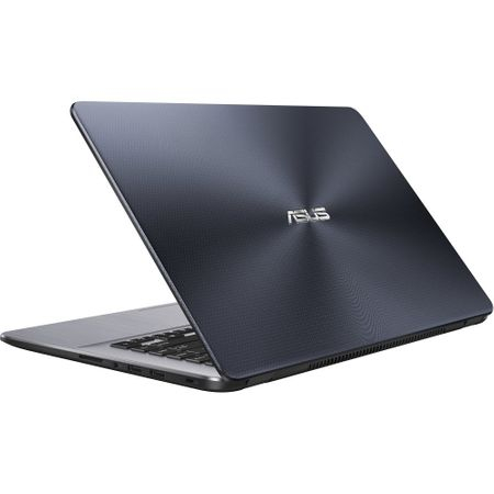 "Laptop ASUS A505ZA cu procesor AMD Ryzen™ 3 2300U pana la 3.40 GHz, 15.6"", Full HD, 4GB, 1TB, Radeon™ Vega 6 Graphics, Endless OS, Dark Grey"