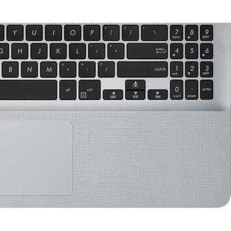 "Laptop ASUS X507UA-EJ828 cu procesor Intel® Core™ i3-7020U 2.30 GHz, Kaby Lake, 15.6"", Full HD, 4GB, 256GB SSD, Intel® HD Graphics 620, Endless OS, Star Grey 7"