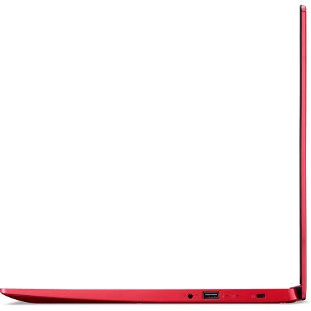 "Laptop Acer Aspire 5 A515-54-5990 cu procesor Intel® Core™ i5-8265U pana la 3.90 GHz, 15.6"", Full HD, 4GB, 256GB SSD, Intel® UHD Graphics 620, Endless OS, Red (NX.HFSEX.001) 5"