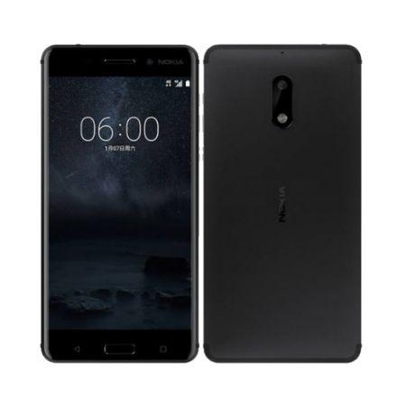 Telefon Mobil Nokia 6, Dual Sim, 32 GB, Black (6438409004598) 3