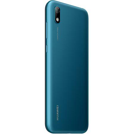 Telefon mobil Huawei Y5 2019, Dual SIM, 16GB, 4G, Blue (51093SGV) 3