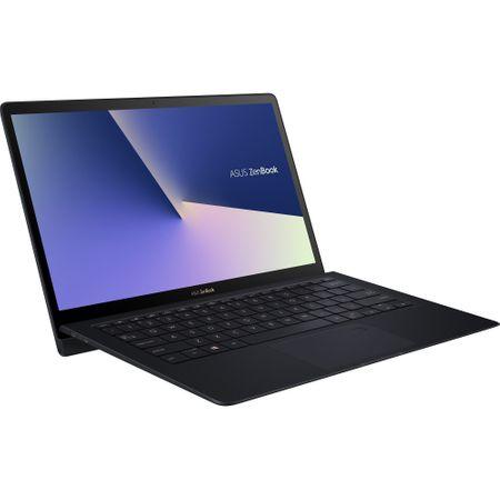 "Laptop ASUS ZenBook S UX391FA-AH007R cu procesor Intel® Core™ i5-8265U pana la 3.90 GHz, Whiskey Lake, 13.3"", Full HD, 8GB, 256GB SSD, Intel® UHD Graphics 620, Microsoft Windows 10 Pro, Deep Dive Blue 7"