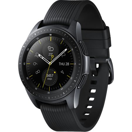 Ceas smartwatch Samsung Galaxy Watch, 42mm, Midnight Black (SM-R810NZKAXEO) 4