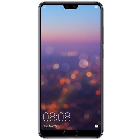 Telefon mobil Huawei P20 Pro, Dual SIM, 128GB, 6GB RAM, 4G, Twilight 0