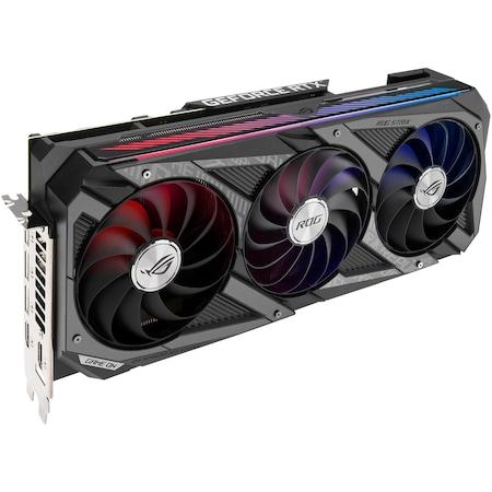 Placa video ASUS ROG Strix GAMING GeForce RTX™ 3080 OC, 10GB GDDR6X, 320-bit 4