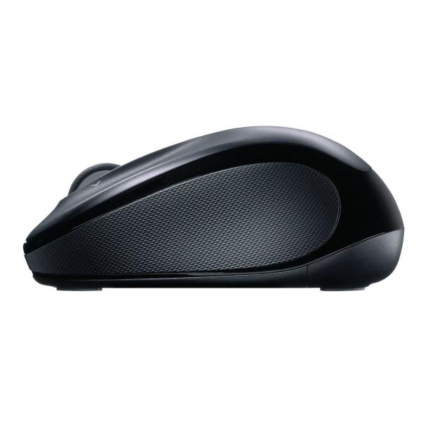 Mouse Logitech M325 Wireless, 1000 dpi, Negru/Gri 3
