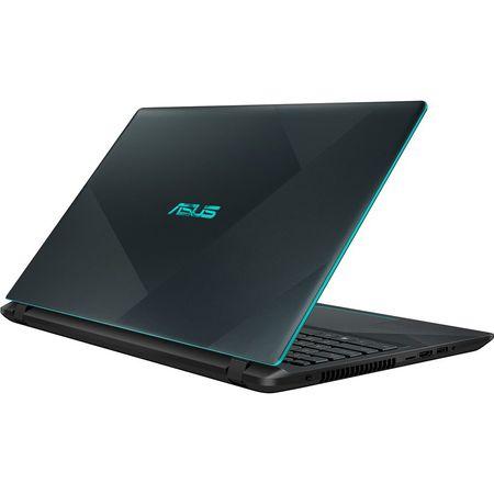 "Laptop ASUS  X560UD-BQ017 cu procesor Intel® Core™ i7-8550U pana la 4.00 GHz, Kaby Lake R, 15.6"", Full HD, 8GB, 1TB + 128GB SSD, NVIDIA GeForce GTX 1050 4GB, Free DOS, Black 5"