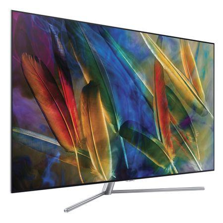 Televizor QLED Smart Samsung, 189 cm, 75Q7F, 4K Ultra HD 1