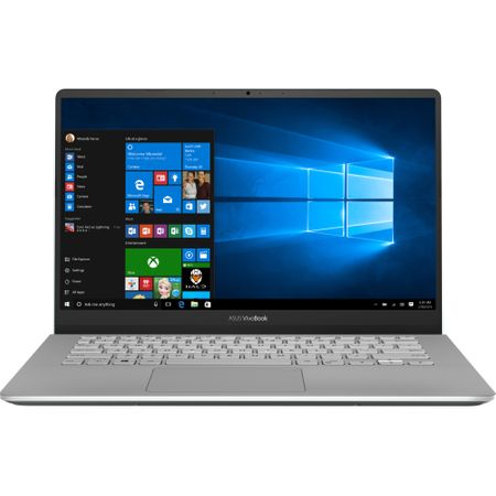 "Laptop ultraportabil ASUS VivoBook S14 S430FA-EB008T cu procesor Intel® Core™ i5-8265U pana la 3.90 GHz, Whiskey Lake, 14"", Full HD, 8GB, 256GB SSD, Intel® UHD Graphics 620, Microsoft Windows 10, Gun Metal 0"