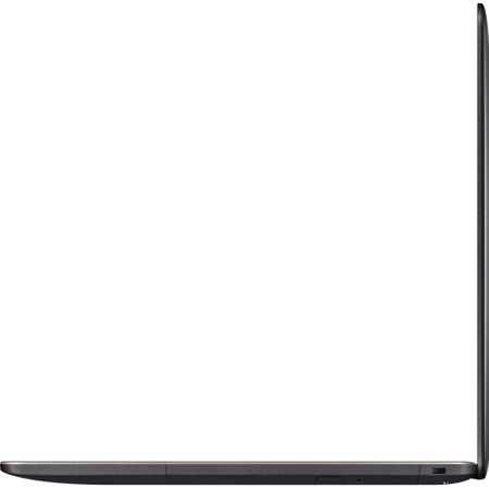 "Laptop ASUS X540LJ-XX403D cu procesor Intel® Core™ i3-5005U 2.00GHz, Broadwell™, 15.6"", 4GB, 500GB, DVD-RW, nVIDIA® GeForce® 920M 2GB, FreeDOS, Chocolate Black 6"
