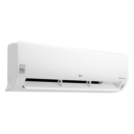 Aparat de aer conditionat LG Deluxe 9000 BTU Wi-Fi, Clasa A++, Functie incalzire, Control prin internet, 10 ani garantie compresor, Plasmaster Ionizer Plus, Filtru de protectie Dual, Controlul energiei active, DC09RQ Dual Inverter, R32 11