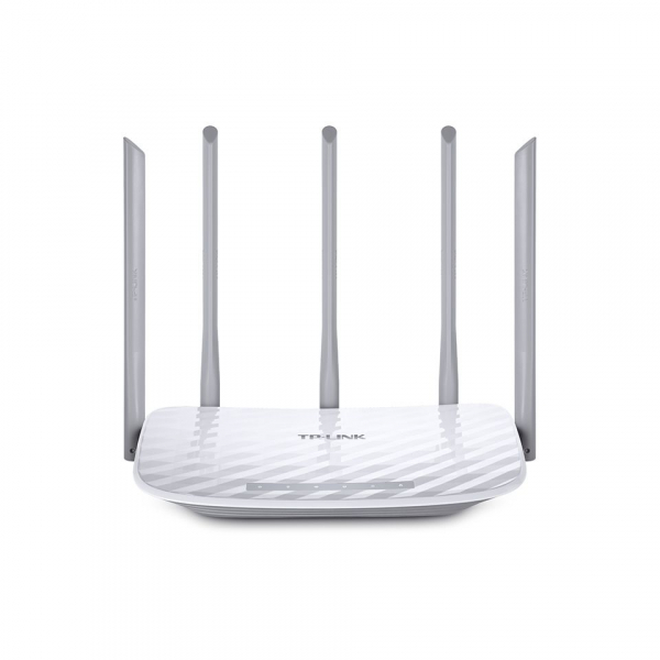 Router wireless AC1350 TP-Link Archer C60, Dual Band, MU-MIMO 2