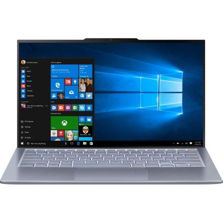 """Laptop ultraportabil ASUS UX392FA-AB002R cu procesor Intel® Core™ i7-8565U pana la 4.6 Ghz, 13.9"""", Full HD, 16GB, 512GB SSD M.2, Intel UHD Graphics 620, Windows 10 Pro, Utopia Blue 0"""