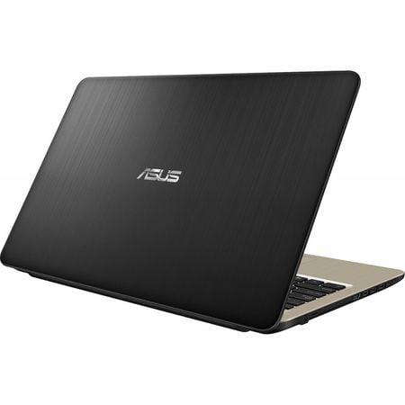 "Laptop ASUS VivoBook 15 X540UB-DM547 cu procesor Intel® Core™ i3-7020U 2.30 GHz, Kaby Lake, 15.6"", Full HD, 4GB, 1TB, NVIDIA GeForce MX110 2GB, Endless OS, Chocolate Black 2"
