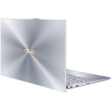"""Laptop ultraportabil ASUS UX392FA-AB002R cu procesor Intel® Core™ i7-8565U pana la 4.6 Ghz, 13.9"""", Full HD, 16GB, 512GB SSD M.2, Intel UHD Graphics 620, Windows 10 Pro, Utopia Blue 12"""