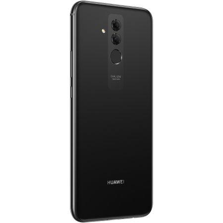 Telefon mobil Huawei Mate 20 Lite, Dual SIM, 64GB, 4G, Black