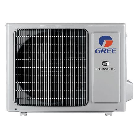 Aparat de aer conditionat, Gree Bora A4 Silver GWH18AAD-K6DNA4B 18000 BTU, Clasa A++, G10 Inverter, Buton Turbo, Auto-diagnoza, Wi-FI, Display 2