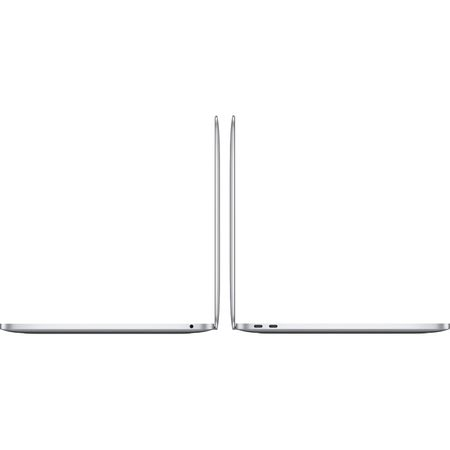 "Laptop Apple MacBook Pro 13 (mpxr2ze/a) cu procesor Intel® Dual Core™ i5 2.30GHz, 13.3"", Ecran Retina, 8GB, 128GB SSD, Intel® Iris Plus Graphics 640, macOS Sierra, INT KB, Silver 3"